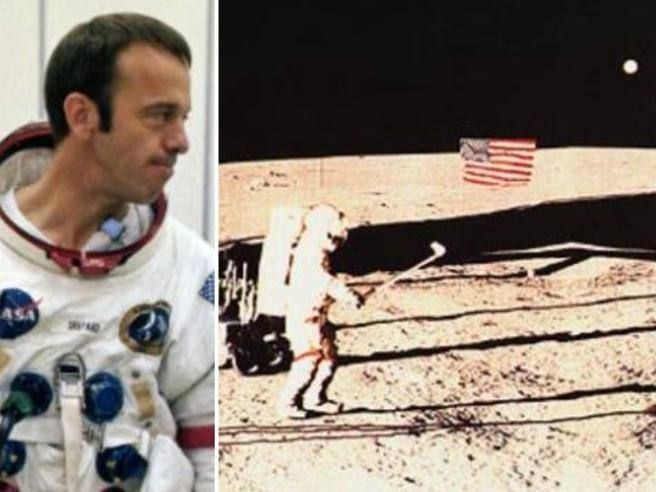 Alan Shepard, Apollo Incredible scenes that took place 14 and 50 years ago. Now science explains how far it has gone- Corriere.it