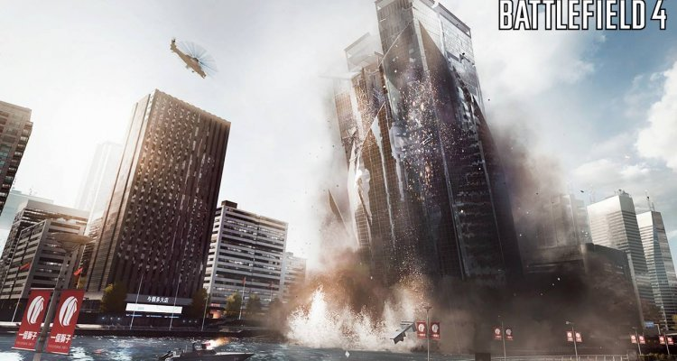 An insider - Nert 4.Life says Battlefield 6 will have the biggest dynamic destruction of shots