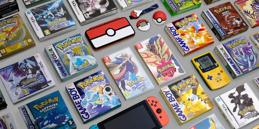 Pokémon - Videospiele, Konsolen und Zubehör