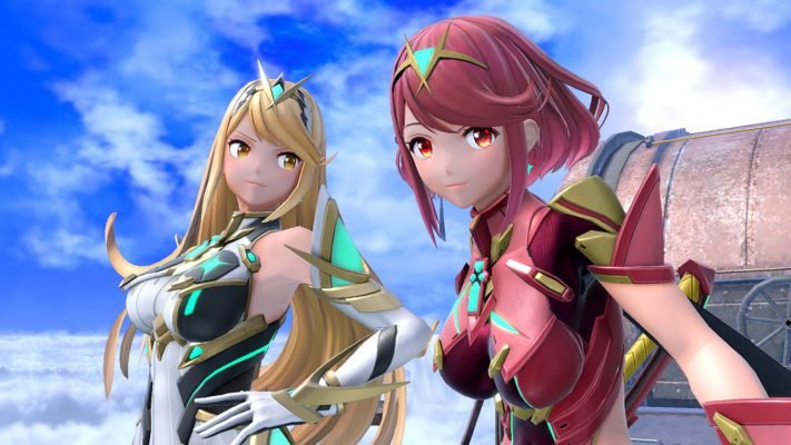 Byra & Mitra Super Smash Brothers Ultimate - Nerdu 4. Genoplate 2 Sold After Life