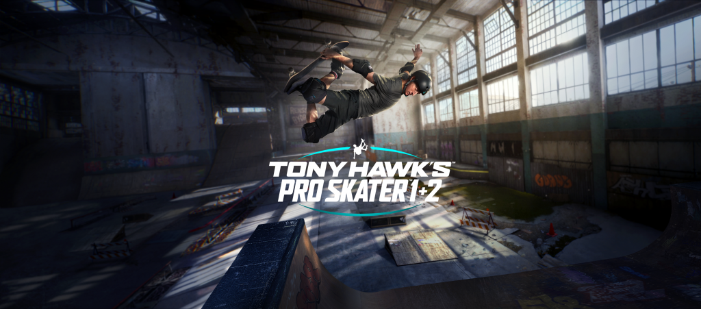 Does Nintendo refer to Tony Hawk's Pro Skater 1 + 2 for Switch? Nintendo Connect