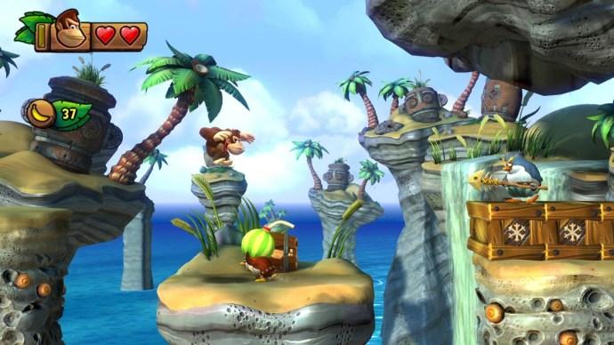Donkey Kong Country TF Screen2