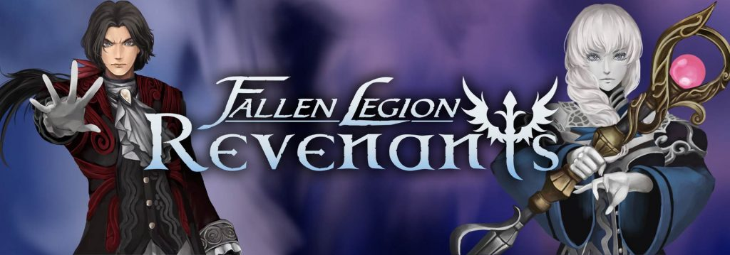 Fallen Legion Revenants Available for PlayStation 4 and Nintendo Switch