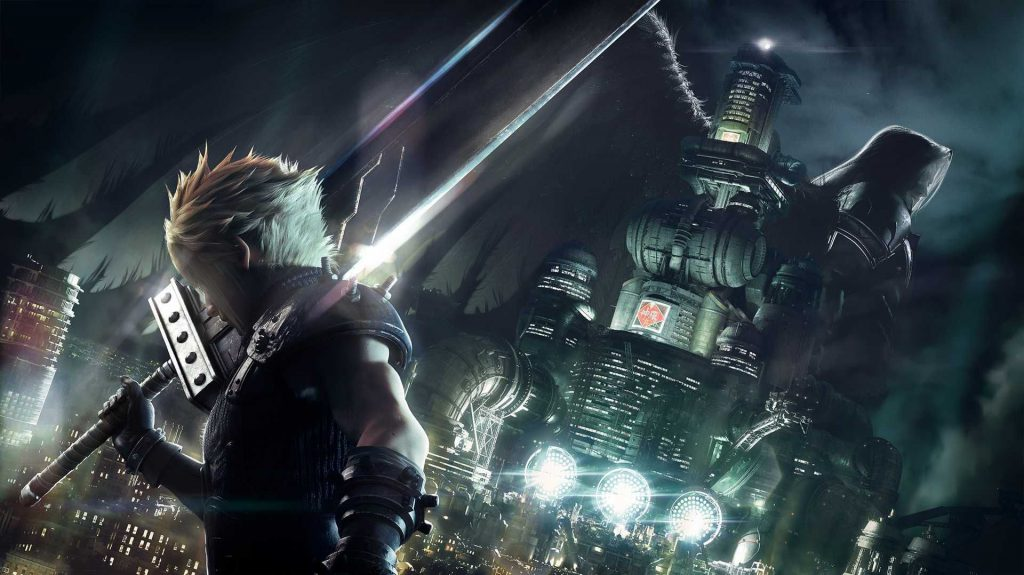 Final Fantasy 7 remake for free with PlayStation Plus, but not upgrade to PS5