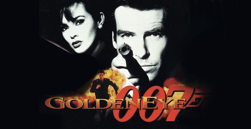 Golden Eye: A remake of the cult Nintendo 64 game leaked on the Internet - Spokesman Report
