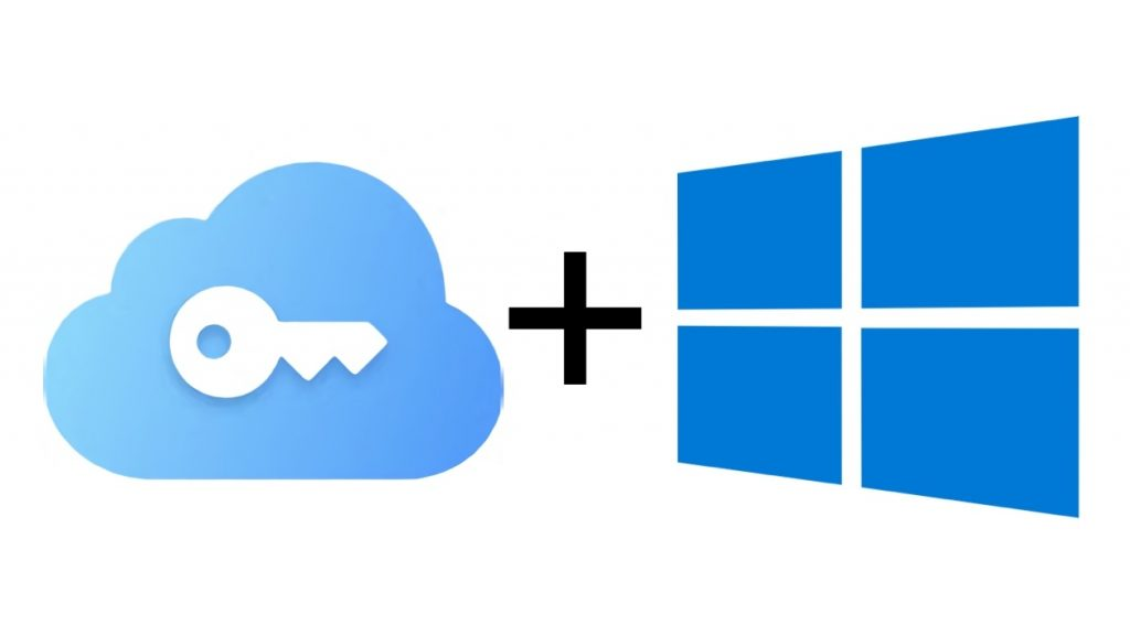 How to sync your iCloud passwords in Windows?
