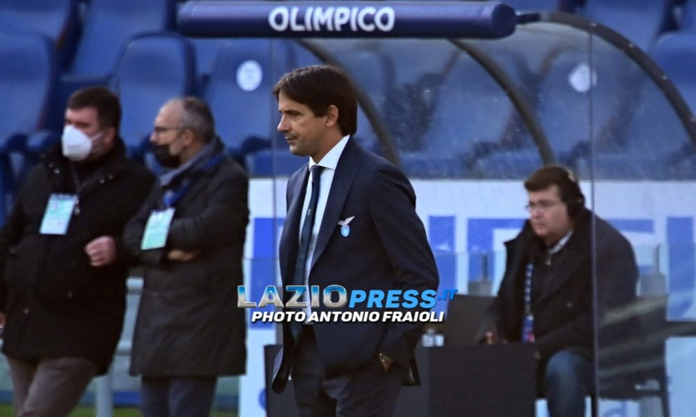 """INZAGHI CONFERENCE - """"Lazio tired and tired? Say no. We did not react to the negative episodes"""" az LazioPress.it"""