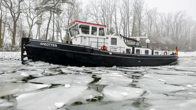 In use for the first time since 2018: Brandenburg - Snowfalls to prevent flooding in Berlin