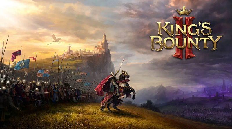Kings Bounty II will be released on August 24, 2021!