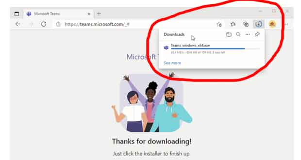 """Microsoft Edge comes with a new """"download"""" experience"""