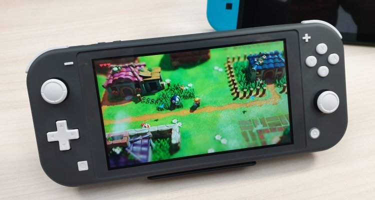 Nintendo Switch Lite outperforms Wii U in total sales - Nerd4.life