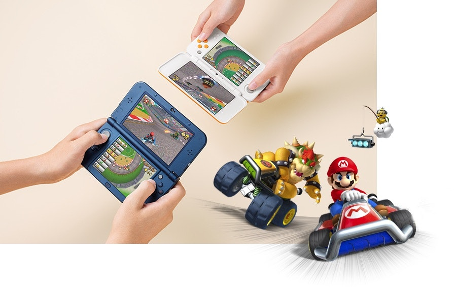 Nintendo no longer makes 3DS portable consoles