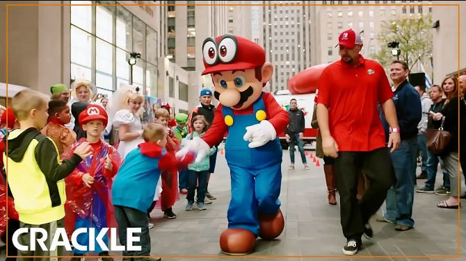 Nintendo's historical documentary has released its trailer