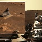 Red Desert in HD: Rover sends a broader image of Mars