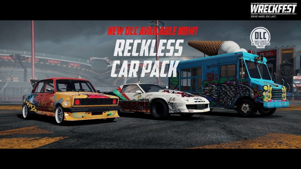 Regfest - Regnado Warning: New competition and new car pack on the way