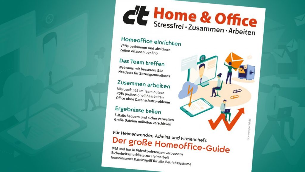 Special publication Home and Office is now available in stores