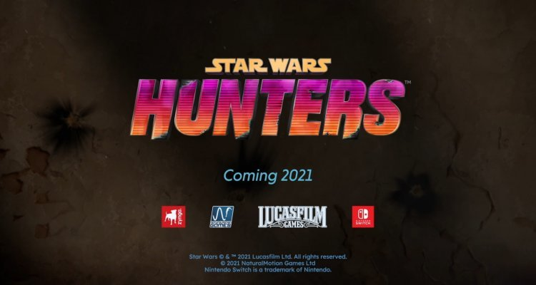 Star Wars Hunters Direct for Nintendo Switch, iOS and Android - Nert 4. Announced during Life