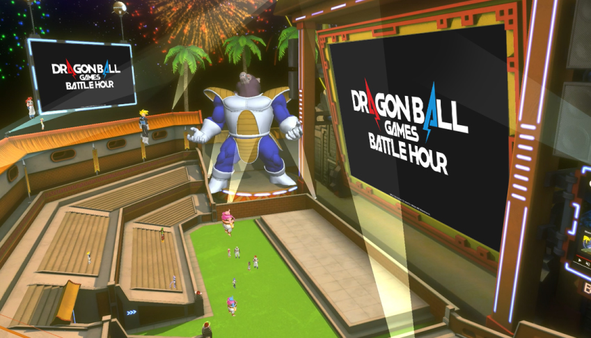 The Dragon Ball Game War Time is the world's first online event starting March 6