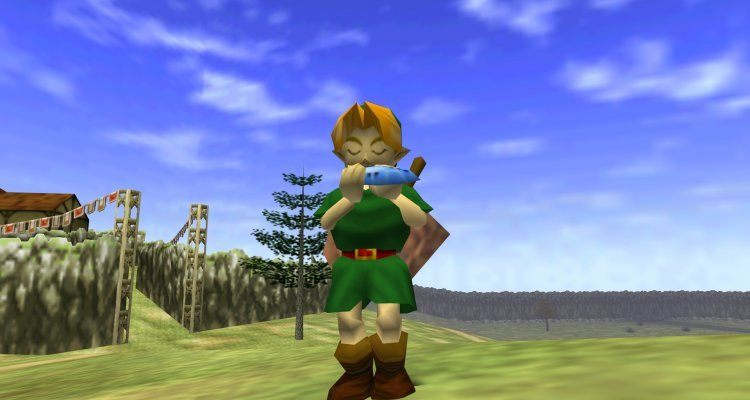 The Ocarina of Time is coming to the computer, and fans are cracking down on the game - Nert 4.Life
