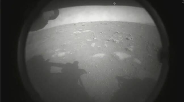 The US Rover landing ignites Twitter