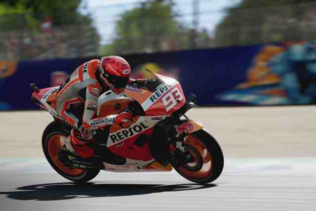 The new MotoGP game is coming in April