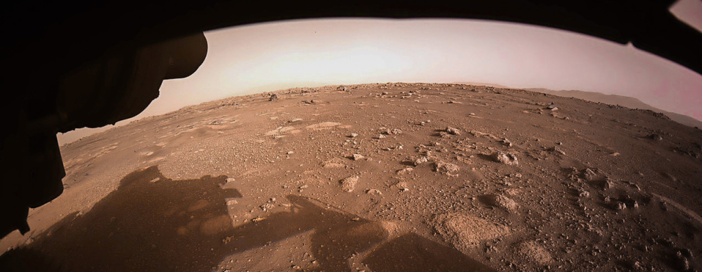 This is Mars - Panorama