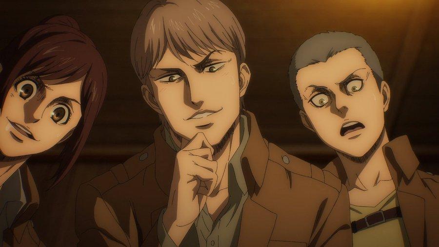 "Titan (Shinkeki no Kyogin) Episode 9 - Season 4: ""Mercenaries"""