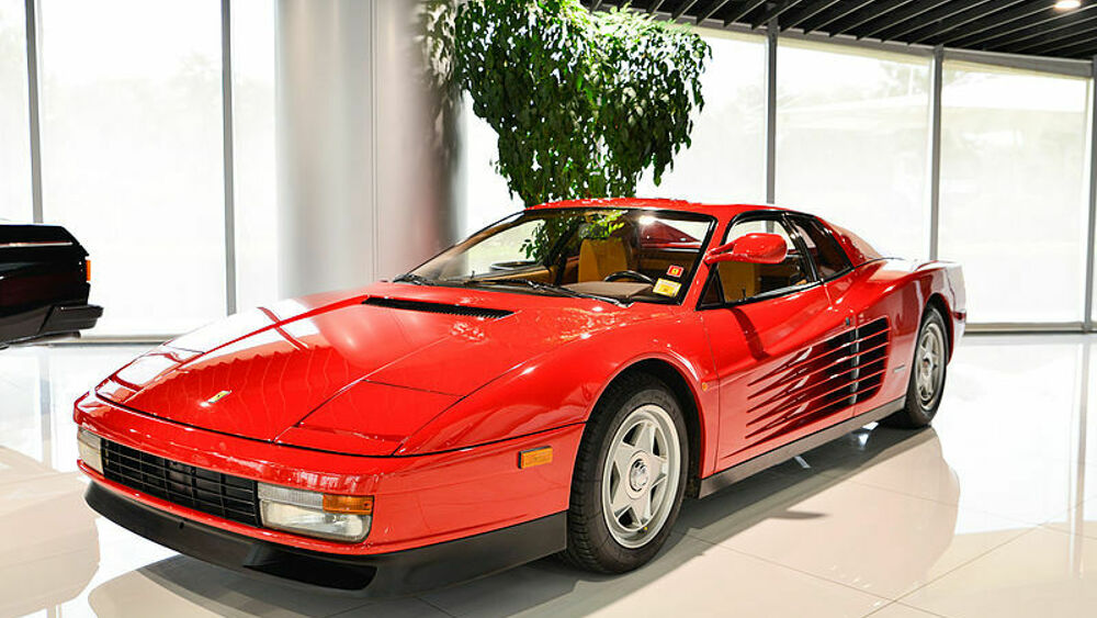 Tricks of the Ferrari, Carabinier and stolen car gang discovered by the dead man