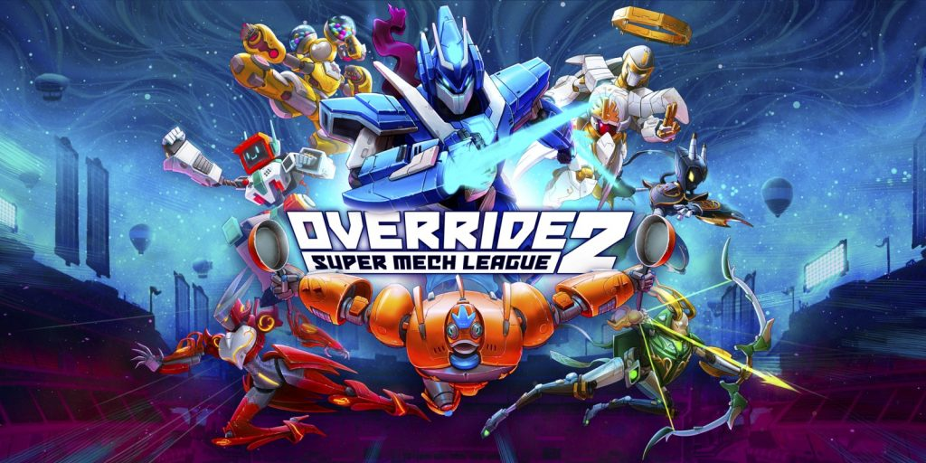 Ultraman's popular joins the fight today in Override 2: Super Mac League