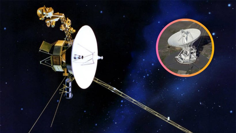 Voyager 2: After a long radio silence, a signal finally returns