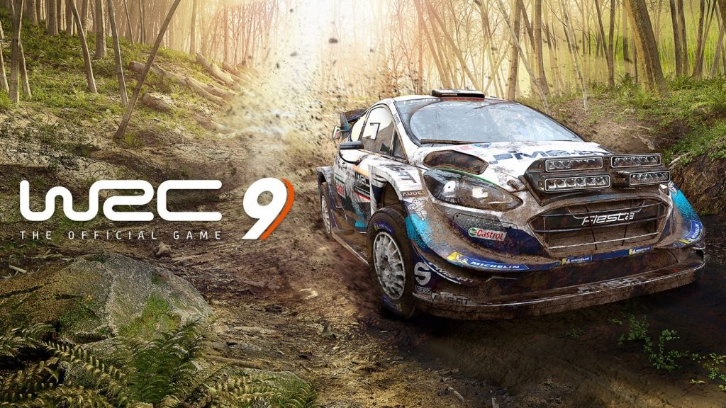 WRC 9 releases for Nintendo Switch on March 11th