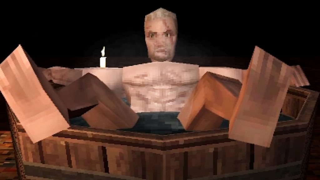Witcher 3 will be a lot of fun on PS1