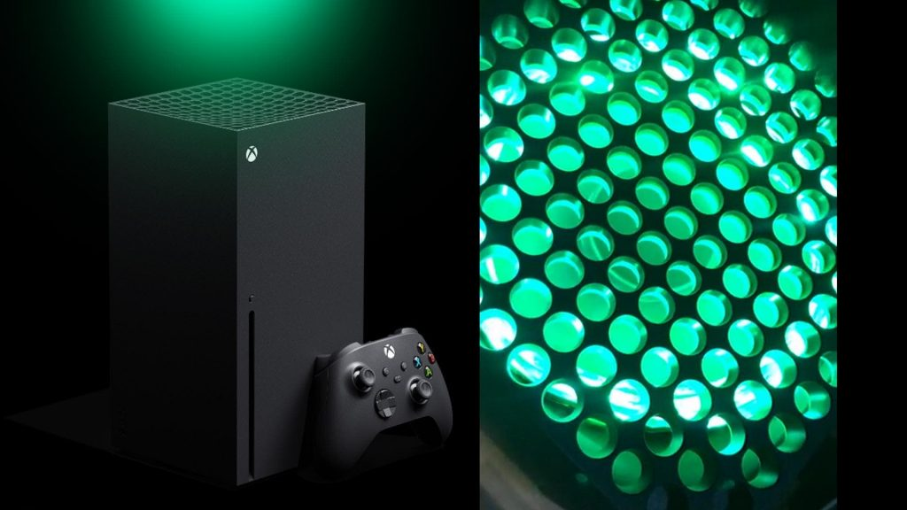 Xbox Series X Mode: Adding LEDs to Its Console Breaks Warranty | Xbox One