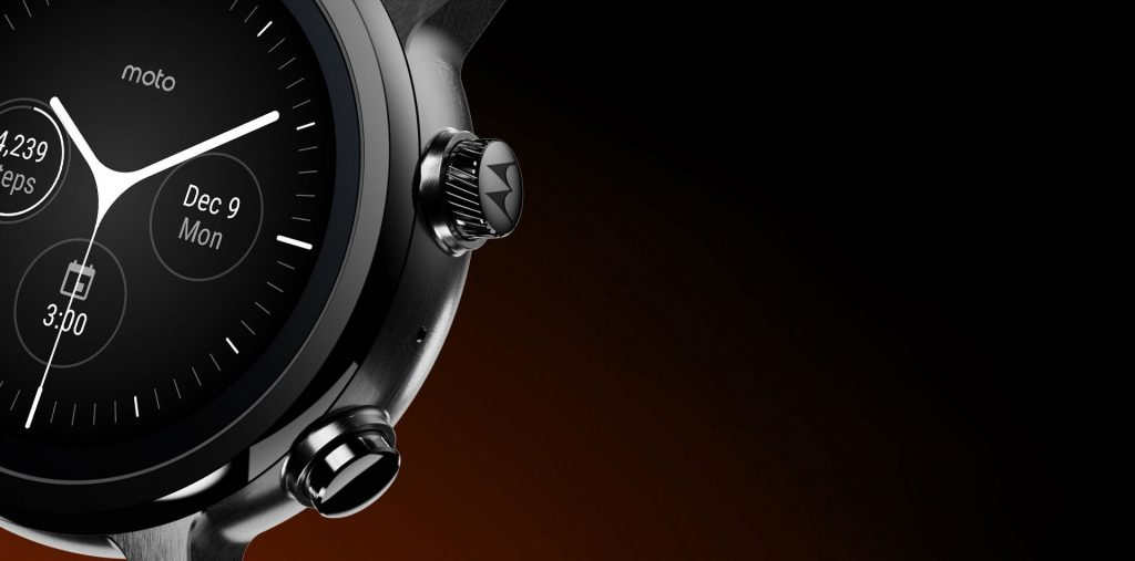 Three new moto watches are expected for 2021