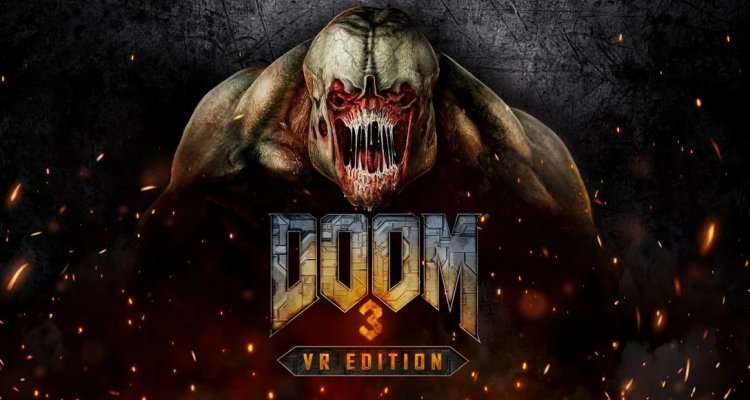 Doom 3 VR Edition Announced for PlayStation VR, Release Date and Trailer - Nert 4. Life
