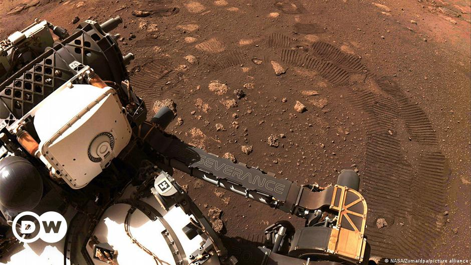 Mars rover moves as a prototype | Current World | D.W.