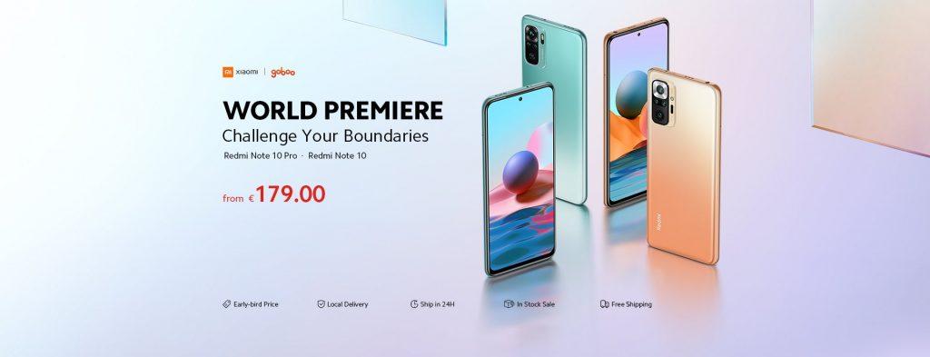 [Bon Plan] Xiaomi's Redmi Note 10 series has already been pre-ordered for 179 euros!
