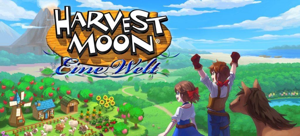 Harvest Moon: A World - Testing, Simulation, Nintendo Switch