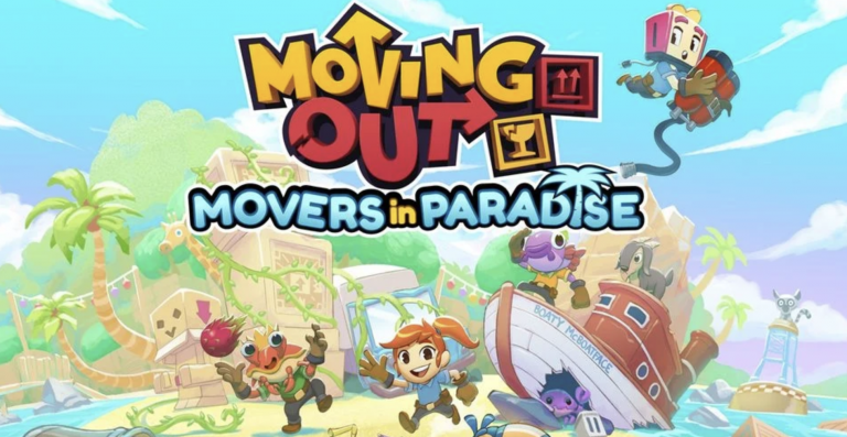Exit: Movers in Paradise - Test Nintendo Switch