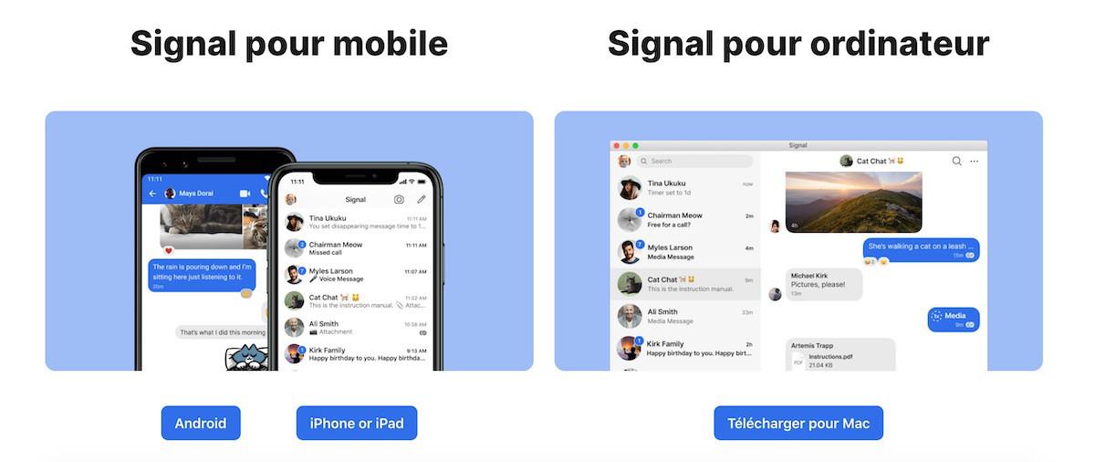 Computer signal