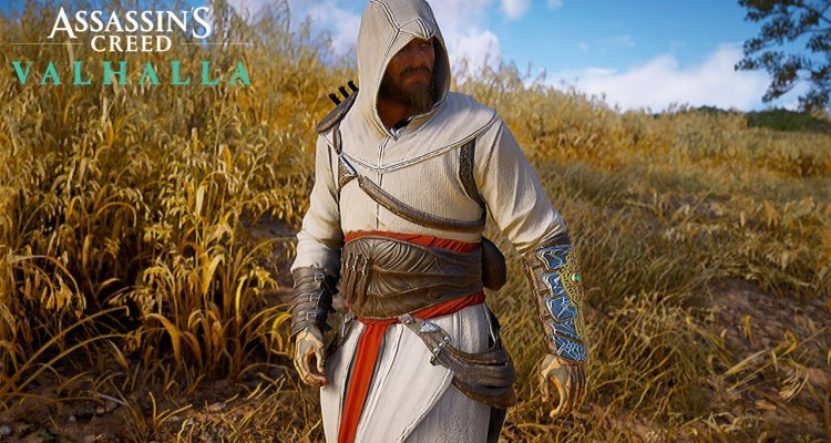 Altair clothing is free with other rewards - Nerd4.life