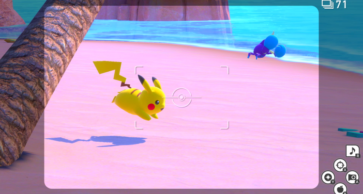 New Pokemon Snap, Preview of New Game Movie