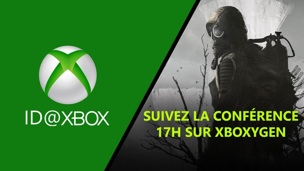 5pm Xbox Conference: Follow the announcements and games with Expoxygen! | Xbox One