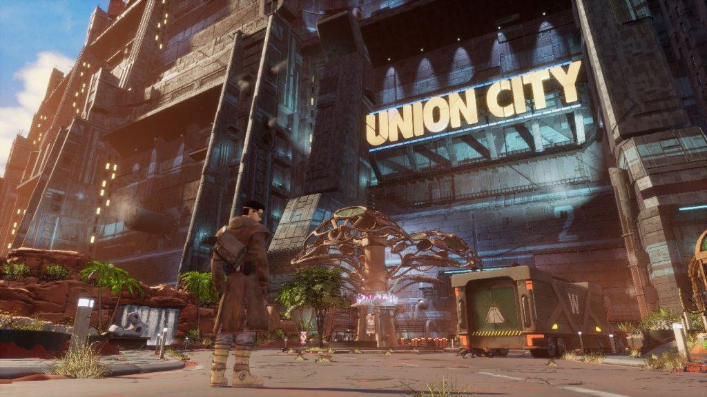 Beyond a Steel Sky arriva su PS4, Xbox One e Nintendo Switch nel terzo trimestre del 2021