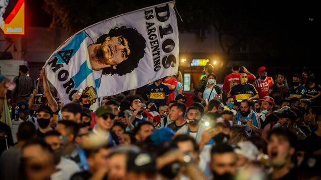 About 100 days after his death: Fans and family members want Diego Maradona to do justice to the game