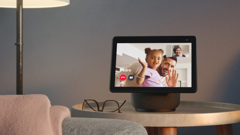Amazon's movable smart display is now available for pre-order