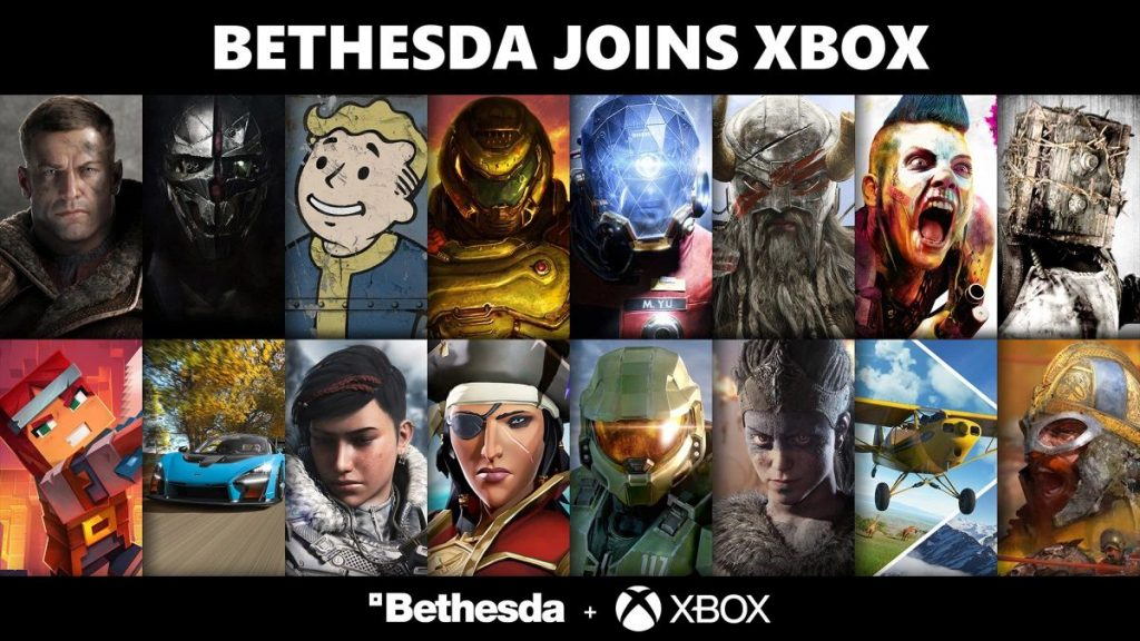 Bethesda enters Xbox, which is official! Exclusive Games and Xbox Game Boss Bill Spencer