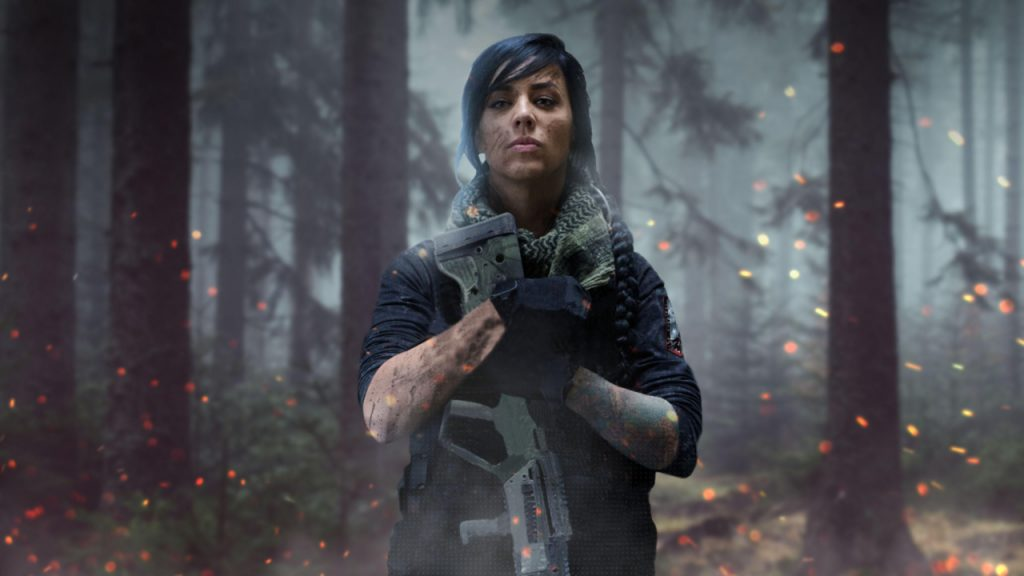 Call of Duty Warson, cheater unleashed by game actress: banned from Twitch