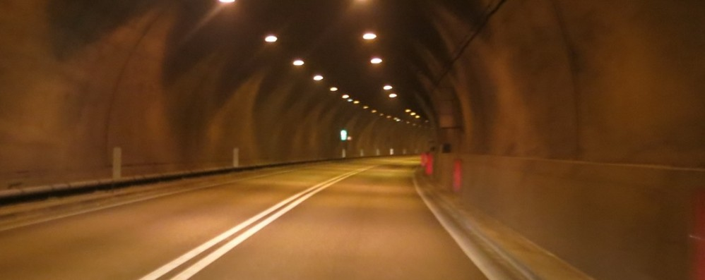 Construction waste in the Montenegro tunnel was detected by download cameras: a fine of 600 euros