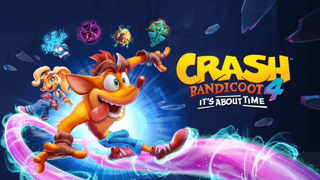 Crash Bandicoot 4: It's About Time, here's the technical analysis of Digital Foundry